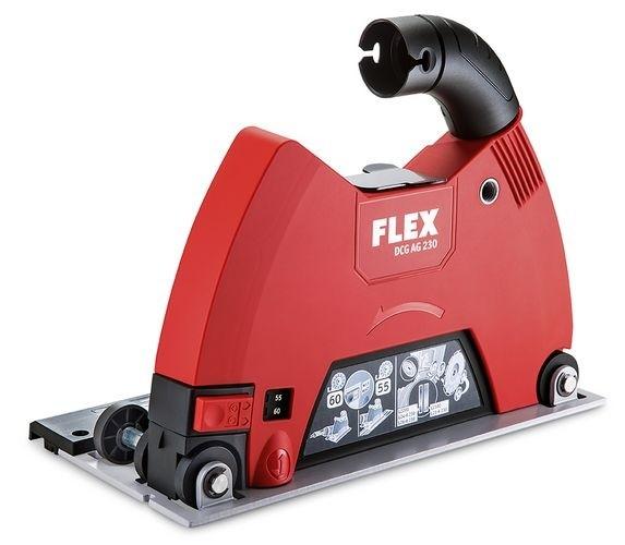 Flex DCG AG 230 Absaughaube für große Winkelschleifer