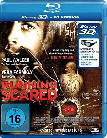 Running Scared - Ungeschnittene Fassung (3D Blu-ray)