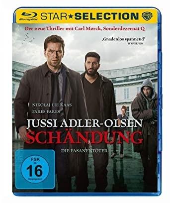 Schändung (Blu-ray)