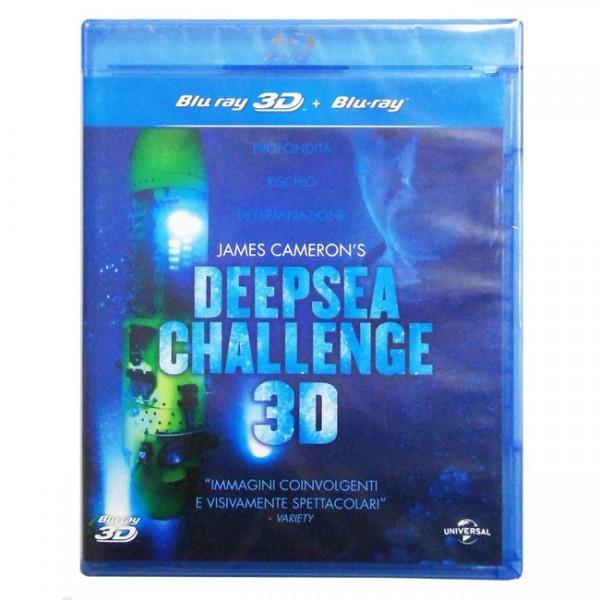 James Camerons Deepsea Challenge (Blu-ray 3D+2D) Deutscher Ton