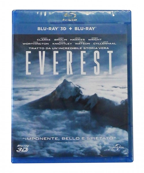 Everest (Blu-ray 3D+2D) Deutscher Ton