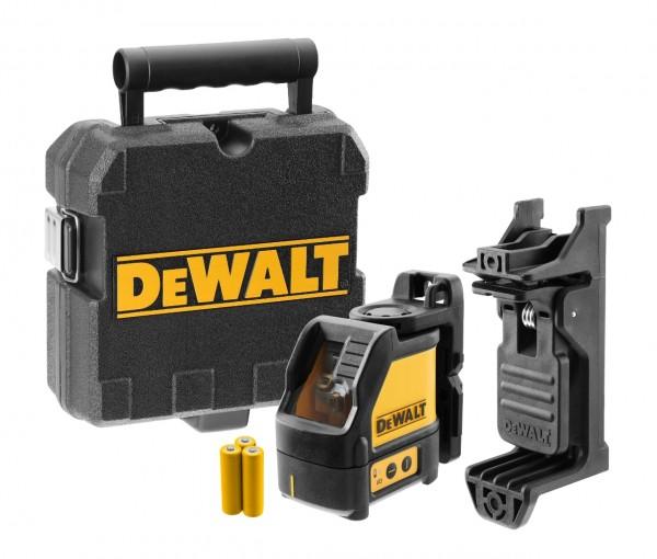 Dewalt DW088CG-XJ Kreuzlinien-Laser gruen