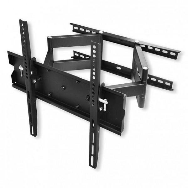 "LCD-Wandhalterung 40-65"" 70kg PLB147L schwenk- & neigbar (2-Arme)"