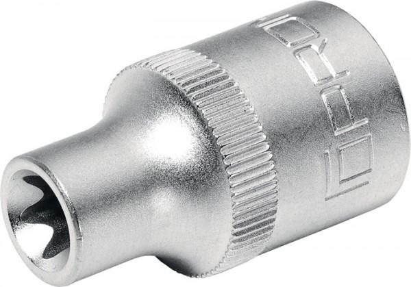 Steckschlüsseleinsatz 1/2 Zoll E E11 Länge 38 mm PROMAT