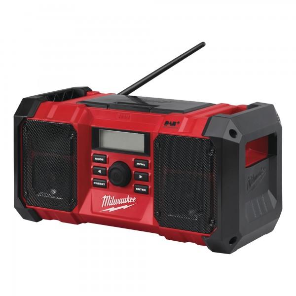 Milwaukee M18JSRDAB+-0 Netz-/Akku-Radio