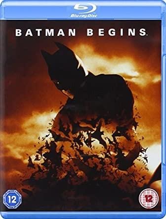 Batman Begins (Blu-ray) Deutscher Ton