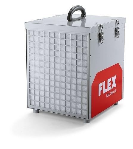 FLEX Luftreiniger mit HEPA-14 Filter VAC 800-EC Air Protect 14 Kit