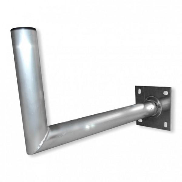 Alu Wandhalter 45cm (450mm) für Sat-Spiegel