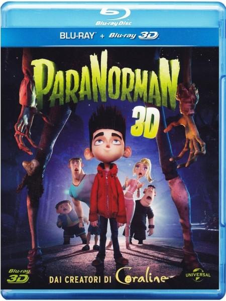 Paranorman (3D Blu-ray+2D Blu-ray)