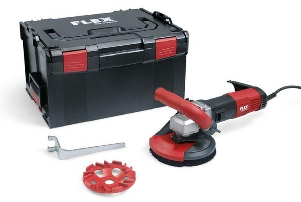 FLEX Sanierungsschleifer mit varaibler Drehzahl LDE 16-8 125 R Kit E-Jet L-Boxx