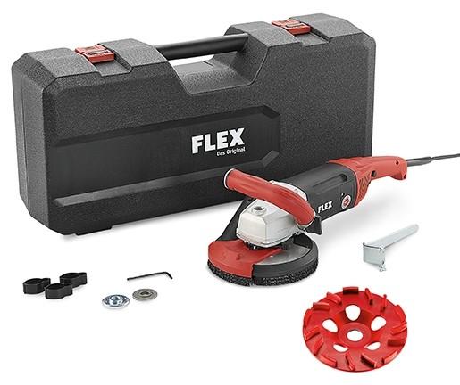 FLEX Kraftvoller 1800 Watt Sanierungsschleifer LD 18-7 150 R Kit E-Jet