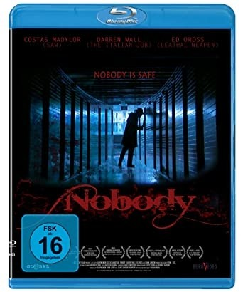 I am Nobody (Blu-ray)