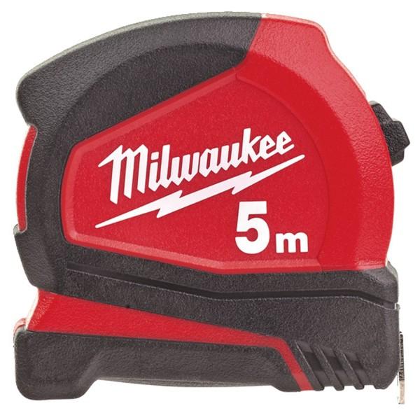Milwaukee Pro-Compact Bandmaß 5 m nicht-magnetisch, 25mm Bandbreite