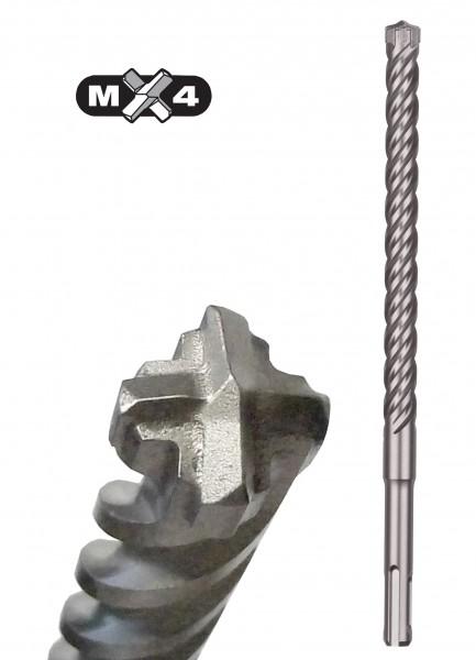 Milwaukee SDS-plus MX4 Hammerbohrer (4-Schneiden)