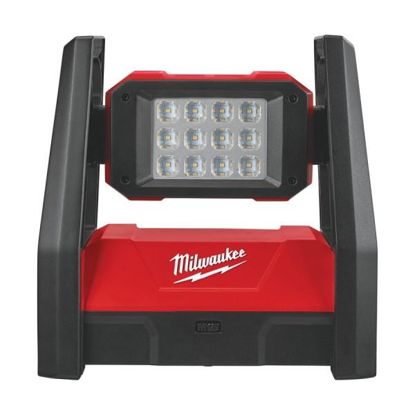 Milwaukee 18V LED-Akkuleuchte M18HAL-0 (Flutstrahler,Baustellen-Lampe)