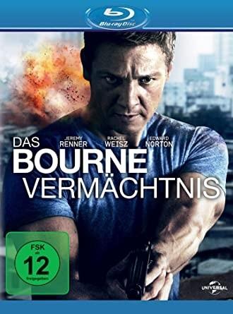 Das Bourne Vermächtnis (Blu-ray)