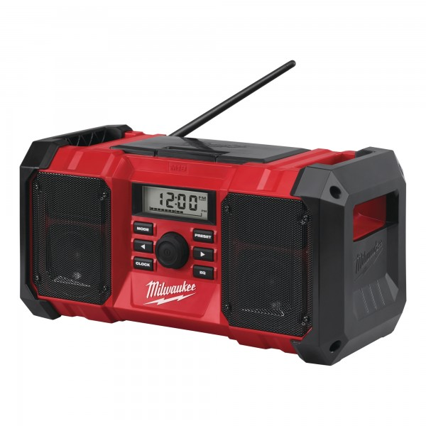 Milwaukee M18JSR-0 Netz-/Akku-Radio