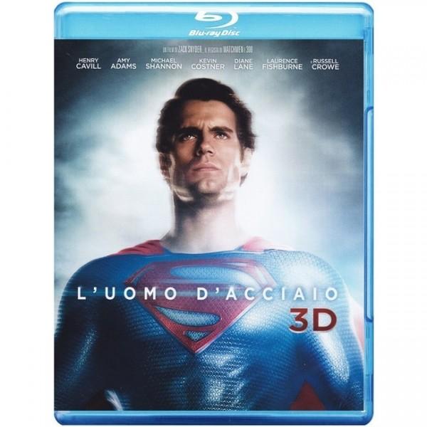 Man of Steel (Blu-ray 3D+2D) Deutscher Ton