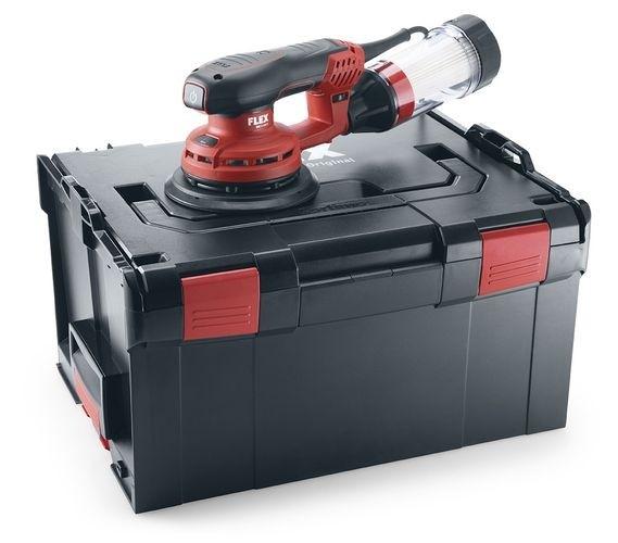 FLEX Exzenterschleifer ORE5-150EC Brushless 230V in L-Boxx