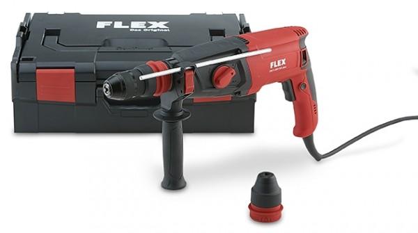 FLEX Universal-Bohrhammer 2,5 kg CHE 2-28 R SDS-plus 230/CEE in L-Boxx