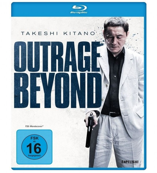 Outrage Beyond (Blu-ray) Takeshi Kitano