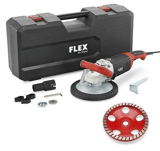 FLEX Sanierungsschleifer für Flächen 180 mm LD 24-6 180 Kit Turbo-Jet