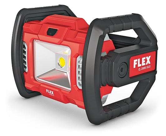FLEX Akku LED-Baustrahler CL2000 18V 2-Stufen