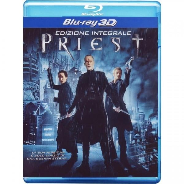 Priest (3D+2D Blu-ray) Deutscher Ton