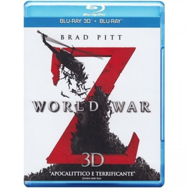 World War Z (Blu-ray 3D+2D) Deutscher Ton
