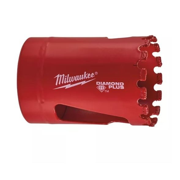 Milwaukee Diamantlochsägen DIAMOND Plus 22/29/32/35/38/44/51/68mm