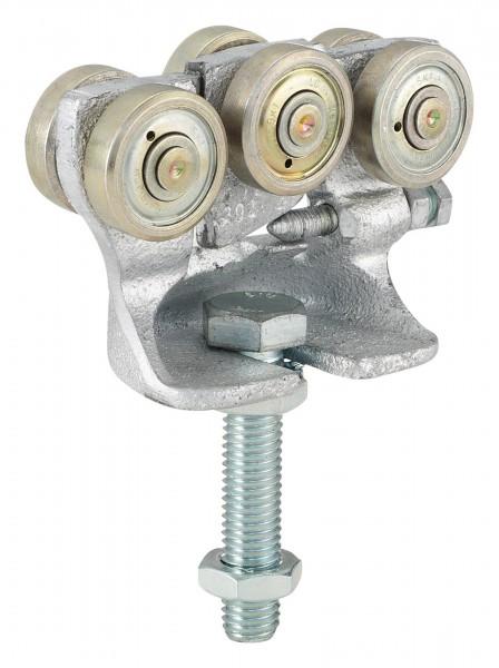 HELM Rollapparat NR. 392 für Profil 300 vz. m. Gegendruckrolle