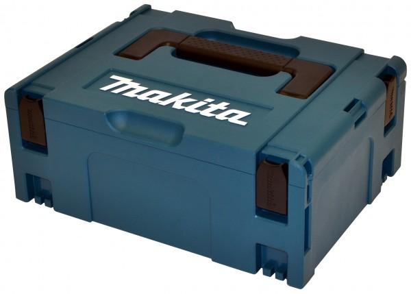 Makita MAKPAC Leerkoffer/Systemkoffer/Transportkoffer Gr.2 P-02375