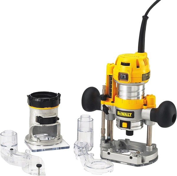 DeWalt D26204K-QS Fraeskombination 900 Watt