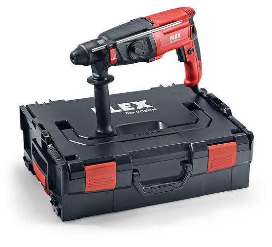 FLEX Universal-Bohrhammer 2,5 kg CHE2-28 SDS-plus in L-Boxx