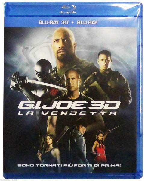 G.I. Joe - Die Abrechnung Blu-ray 3D+2D (Deutscher Ton)