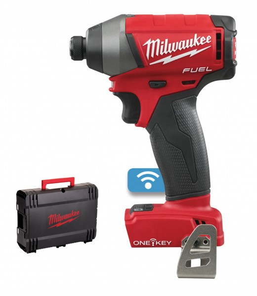 "Milwaukee M18ONEID-0X Schlagschrauber 1/4"" in HD-Box"