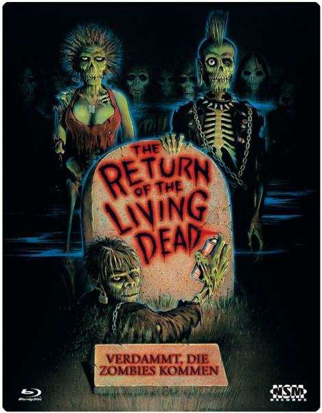 Return of the living Dead -Uncut- FuturePak [Blu-ray] mit 3D Lenticular