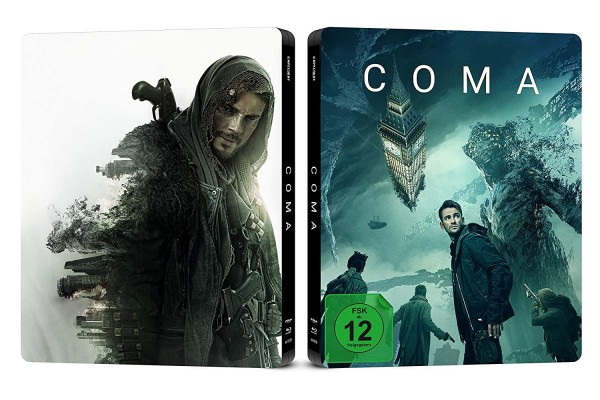 COMA - Limited Steelbook Edition [Blu-ray]