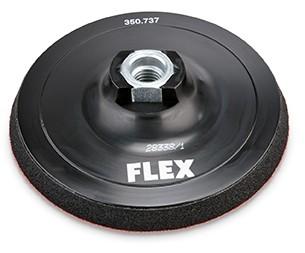 FLEX Klett-Teller gedämpft BP-M D125 M14
