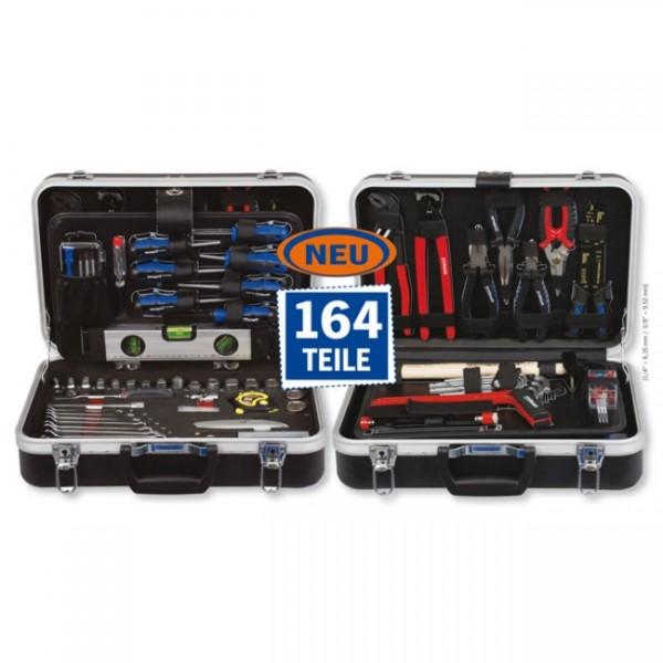 Projahn Werkzeugkoffer Set 164tlg proficraft
