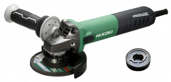 Hikoki (vorm HITACHI) Winkelschleifer G13VE 125mm (Brushless) 1320W, 230V