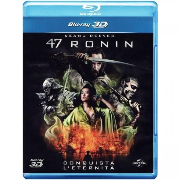 47 Ronin (Blu-ray 3D ) Ital. (deutscher Ton) Keanu Reeves