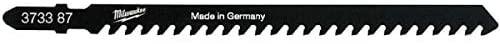 Milwaukee Stichsägebl Spezial f. Fiberglas, PVC & Acrylglas 105 x 4,2 mm T341HM