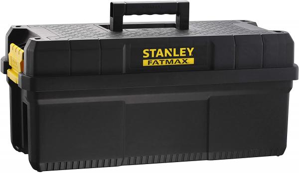 Stanley Werkzeugbox / Werkzeugtrage FATMAX mit 45cm-Tritt, FMST81083-1