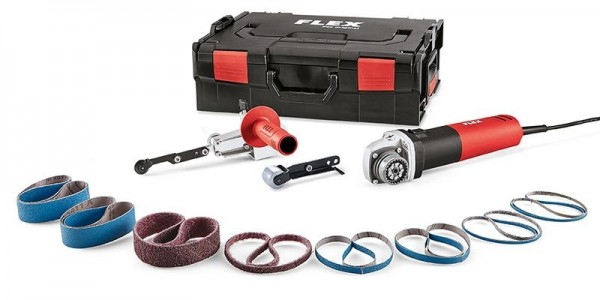 FLEX Band Feilmaschine FBE 8-4 140 230/CEE TRINOXFLEX
