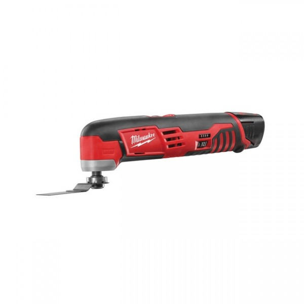 Milwaukee C12MT-202B Akku-Multitool inkl. 2x Akku 12V 2,0Ah