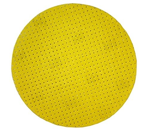 25 Stk Schleifscheiben / Pads Klett 225mm