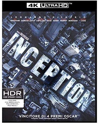 INCEPTION (4K Ultra HD+Blu Ray) Ton Deutsch (Leonardo Di Caprio)