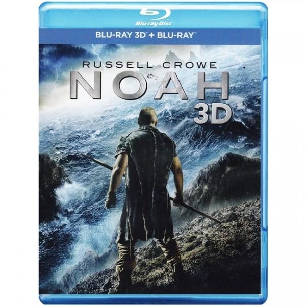 Noah (Blu-Ray 3D) Ital. (deutscher Ton) mit Russel Crowe
