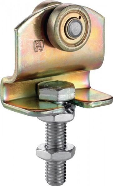 Rollapparat -90 190 passend für Profil 100 Stahl galvanisch gelb verzinkt 30 kg